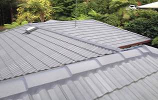 Concrete tile roof repairs